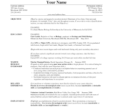 educational resume exles education curriculum vitae excellent resume objective sle high