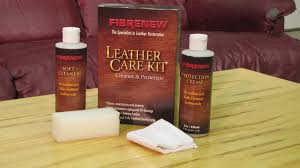What To Use To Clean Leather Sofa How To Clean Leather Furniture Fibrenew