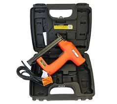 Electric Staple Gun Upholstery Tacwise Master Nailer 71els Electric Upholstery Stapler Gun Or 71