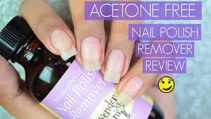 acetone free