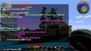 minecraft server chat plugin 024 youtube