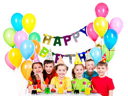 birthday party sign up for kids birthday