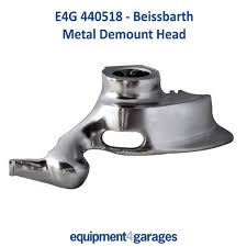 beissbarth tyre changer demount head spares
