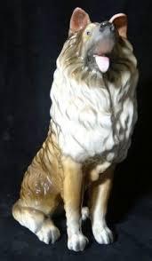belgian sheepdog figurine hallmark store puppy dog labrador figurine mt st helens volcanic ash 2 puppies