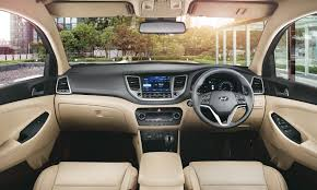 interior hyundai tucson hyundai tucson launched in india at rs 18 99 lakh autodevot