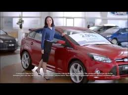 toyota commercial actress australia girl in blue ford australia 2 9 p a comparison rate tv advert