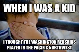 Funny Washington Redskins Memes - confession kid memes quickmeme