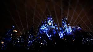 harry potter halloween feast background universal orlando resort u2013 new harry potter nighttime light show