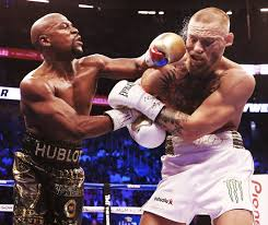 mayweather mcgregor circus entertained us to the last punch u2013 las
