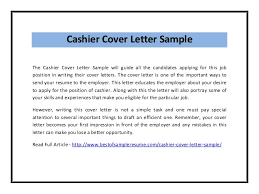 Resume For Cashier Job Example by Application Letter Pdf Sample