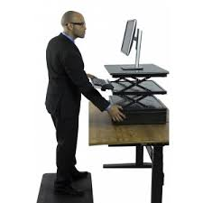 small electric standing desk changedesk adjustable standing desk