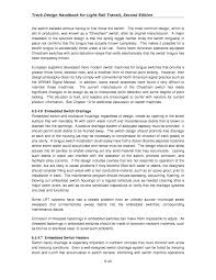 X Ray Tech Resume Sample by Chapter 6 Special Trackwork Track Design Handbook For Light