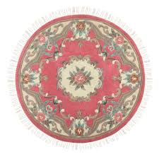 home decorators area rugs home decorators collection imperial rose 5 ft x 5 ft round area