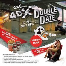 cgv pay cgv cinemas promo buy 3 get 1 free 4dx ticket get disc 20 for