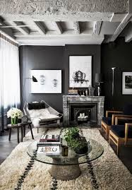 White Home Interior Best 25 Black Interior Design Ideas On Pinterest Black