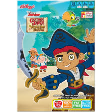 kellogg u0027s disney junior captain jake land pirates