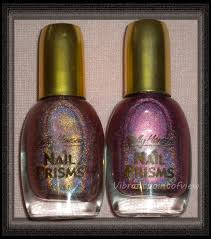 vibrant point of view the sally hansen nail prisms chronicle