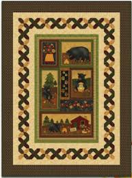 honey comb paws panel quilt finished sle quilts