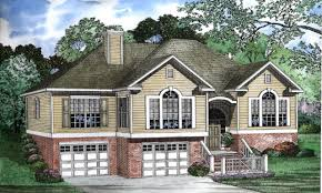 split entry house plans best split level home plans lrg floor