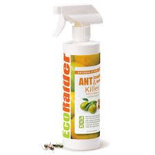 ecoraider 16 oz natural and non toxic spray ant and crawling