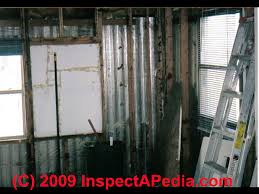Mobile Home Interior Walls Mobile Home Interior Defect Inspection Guide How To Inspect The