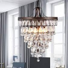 Bronze And Crystal Chandeliers Bronze Finish Ceiling Lights For Less Overstock Com
