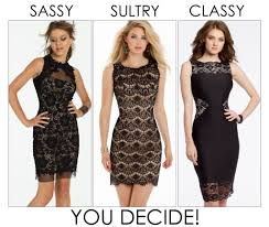 short black dresses for the holiday party season camille la vie