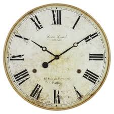 provence large wall clock free shipping today overstock com