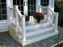 outside stairs design outside stairs design for house brick patio steps raised ideas