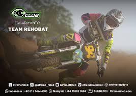 smp motocross gear edi ariyanto rehobat team 2017 grasstrack indonesia national