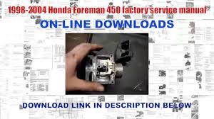 00 foreman wiring diagram wiring diagram byblank