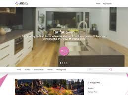 Interior Themes by Interior Free Wordpress Themes