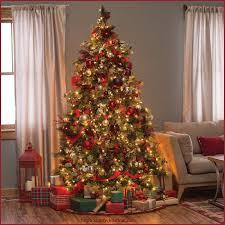 simple ideas 9 foot tree artificial trees prelit and