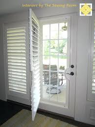 Shutters For Doors Interior Shutters On Doors Shutter Window Treatment Ideas Successful