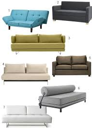 Terrific Sleeper Sofa Contemporary Modern Contemporary Sleeper - Sleeper sofa modern design
