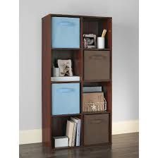 Closetmaid 3 Cube Organizer Closetmaid Cubeicals 8 Cube Organizer Shelf Dark Cherry Target