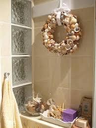 seashell bathroom decor ideas seashell bath decor endearing modern bathroom design and