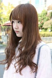 hairstyles and colours for long hair 2013 side view of korean hairstyles 2013 hairstyles weekly