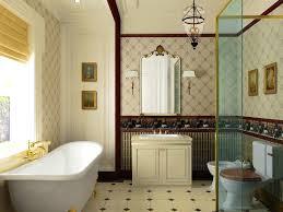 Vintage Style Bathroom Lighting Antique Bathroom Designsbathtub For Vintage Bathroom Design