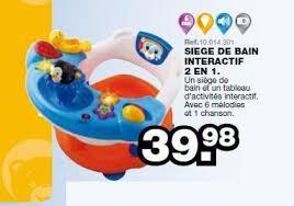 siege de bain interactif 2en1 maxi toys promotion siege de bain interactif 2 en 1 produit