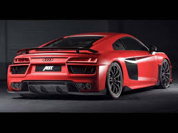 audi r8 v10 plus bhp audi r8 v10 plus tuned by abt gets striking looks now with 630