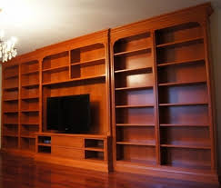 Bookshelves Nyc by Trinity Woodworking Custom Bookshelves Nyc