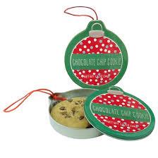 ornament single serve cookie tins 1 2oz target
