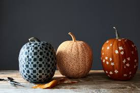 how to make fabric covered pumpkins for halloween
