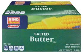 king soopers king soopers city market salted butter
