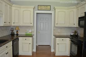 Simple Kitchen Cabinet Makeover Afrozepcom  Decor Ideas And - Kitchen cabinet makeover diy