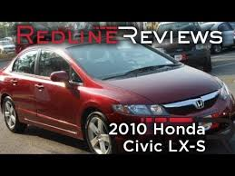 honda civic lx review 2010 honda civic lx s review walkaround start up test drive