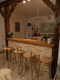 le decor de la cuisine le décor de la cuisine 1 indogate cuisine brique bois mineral bio