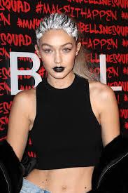I Love Gigi Baby Clothing See How Gigi Hadid U0027s Beauty Look Has Evolved Teen Vogue