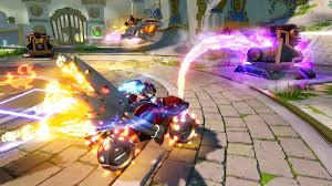 skylanders superchargers video game official site
